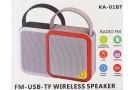 Мощна тонколона с Bluetooth, FM радио, microSD, USB, AUX- KA-01BT