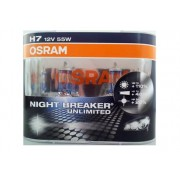 Osram H7 Night Breaker UNLIMITED +110%