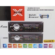 Авторадио MP3 за кола с USB,SD, Bluetooth - модел 4008