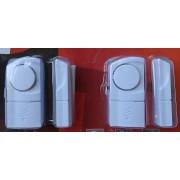 Безжична аларма за врати и прозорци - 2 бр
